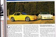 1989 Porsche 944 Turbo View 12
