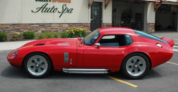 Superformance Daytona Coupe perspective