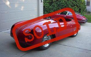 1955 Porsche 356 Speedster