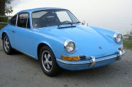 1970 Porsche 911T 2,2l Coupe View 12