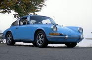 1970 Porsche 911T 2,2l Coupe View 9