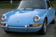 1970 Porsche 911T 2,2l Coupe View 11