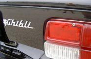 1971 Maserati Ghibli Coupe View 24