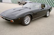 1971 Maserati Ghibli Coupe View 11