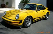 1974 Porsche Carrera 2.7 View 4