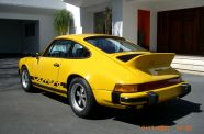 1974 Porsche Carrera 2.7 View 2