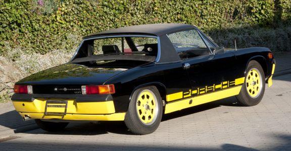 1974 Porsche 914-4 SE Can Am!! perspective
