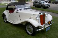 1953 MGTD Mk2 View 27
