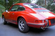 1970 Porsche 911 Coupe View 8