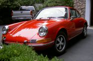 1970 Porsche 911 Coupe View 3