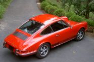 1970 Porsche 911 Coupe View 1