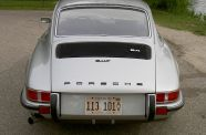 1972 Porsche 911 T  Sunroof Coupe View 7