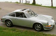 1972 Porsche 911 T  Sunroof Coupe View 1