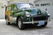 1958 Morris Minor Traveller View 11