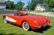 1960 Corvette Roadster View 2