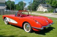 1960 Corvette Roadster View 2