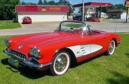 1960 Corvette Roadster View 1
