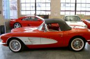 1960 Corvette Roadster View 13