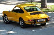 1973 Porsche 911 CIS Coupe View 1