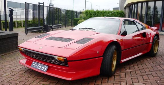 1975 Ferrari 308GTB Vetroresina perspective