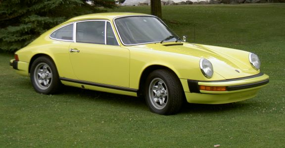 1975 Porsche 911S Original Paint! perspective
