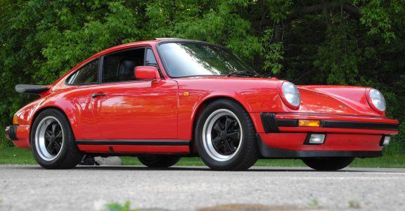 1985 Porsche 911 Euro Carrera Original Paint! perspective