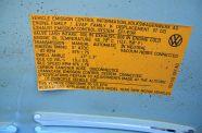 1979 Beetle Cabriolet 2000 miles, Original Paint!! View 60