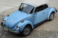 1979 Beetle Cabriolet 2000 miles, Original Paint!! View 3