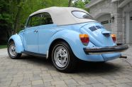 1979 Beetle Cabriolet 2000 miles, Original Paint!! View 9