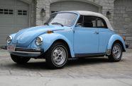 1979 Beetle Cabriolet 2000 miles, Original Paint!! View 10