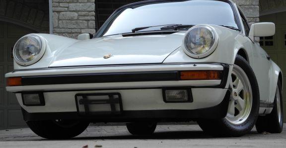 1985 Porsche 911 Carrera, Original Paint!! perspective