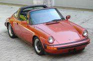 1983 Porsche 911 SC Targa, Original paint! View 14