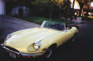 1970 Jaguar XKE Roadster View 1