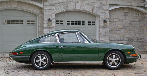 1968 Porsche 911L Original Paint!! perspective