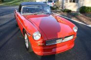 1971 MGB Roadster View 6
