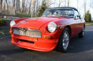 1971 MGB Roadster View 4