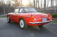 1971 MGB Roadster View 2