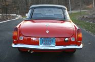 1971 MGB Roadster View 3