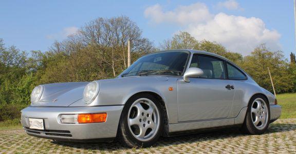 1991 Porsche 911 RS (964) perspective