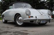 1963 Porsche 356 S-90 Cabriolet View 2