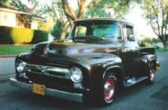 1956 Ford F-100 Pick Up View 1