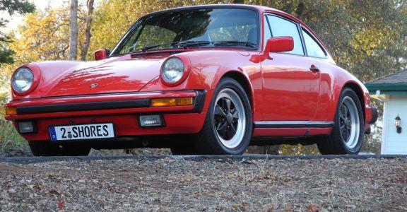 1985 Porsche Carrera 3.2l Original Paint! perspective