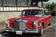 1972 Mercedes Benz 600 Pullman  View 3