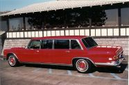 1972 Mercedes Benz 600 Pullman  View 2