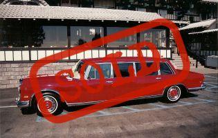 1972 Mercedes Benz 600 Pullman