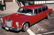 1972 Mercedes Benz 600 Pullman  View 4