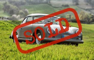 1957 Porsche 356 A Coupe