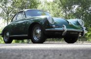 1964 Porsche 356 C Coupe View 8