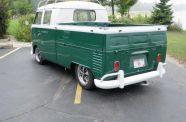 1963 Volkswagen Double Cab Pick Up View 6