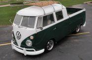 1963 Volkswagen Double Cab Pick Up View 3